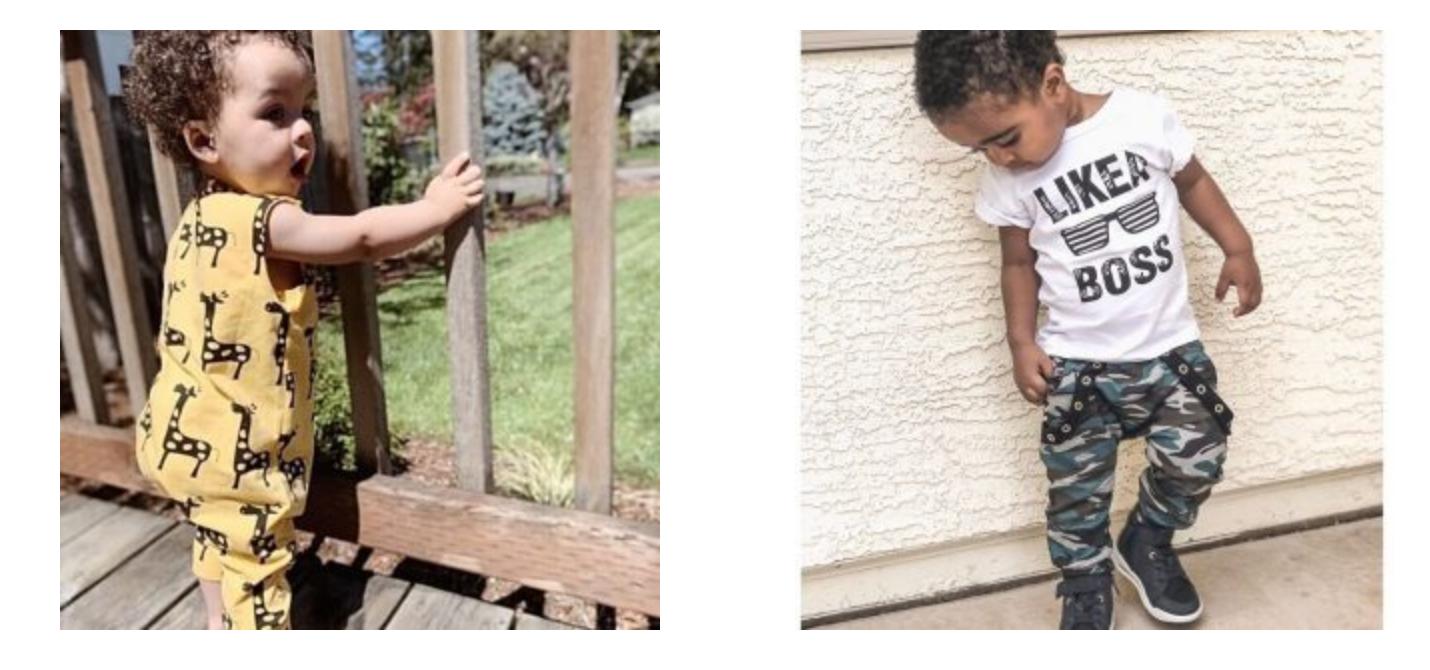 Stylish Kids Clothing Brand — Little Gents Closet