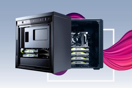 Relion for Cryo-EM Solutions | NVIDIA GPU Systems | Exxact