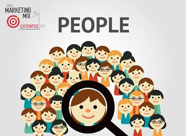 People đóng một vai trò quan trọng trong maketing strategies