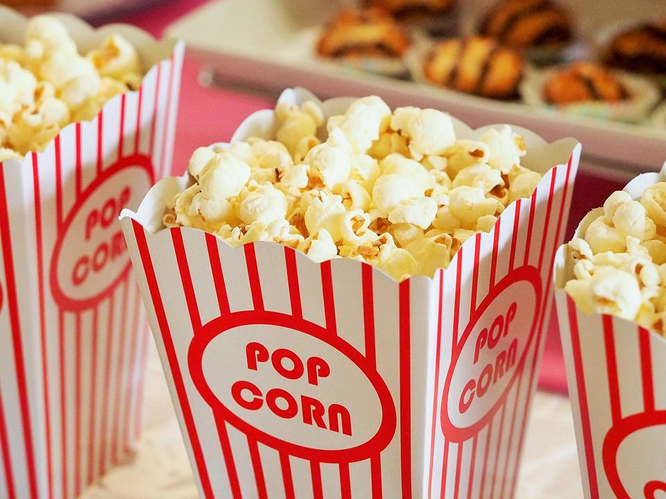 Free photo: Caramel, Popcorn, ...