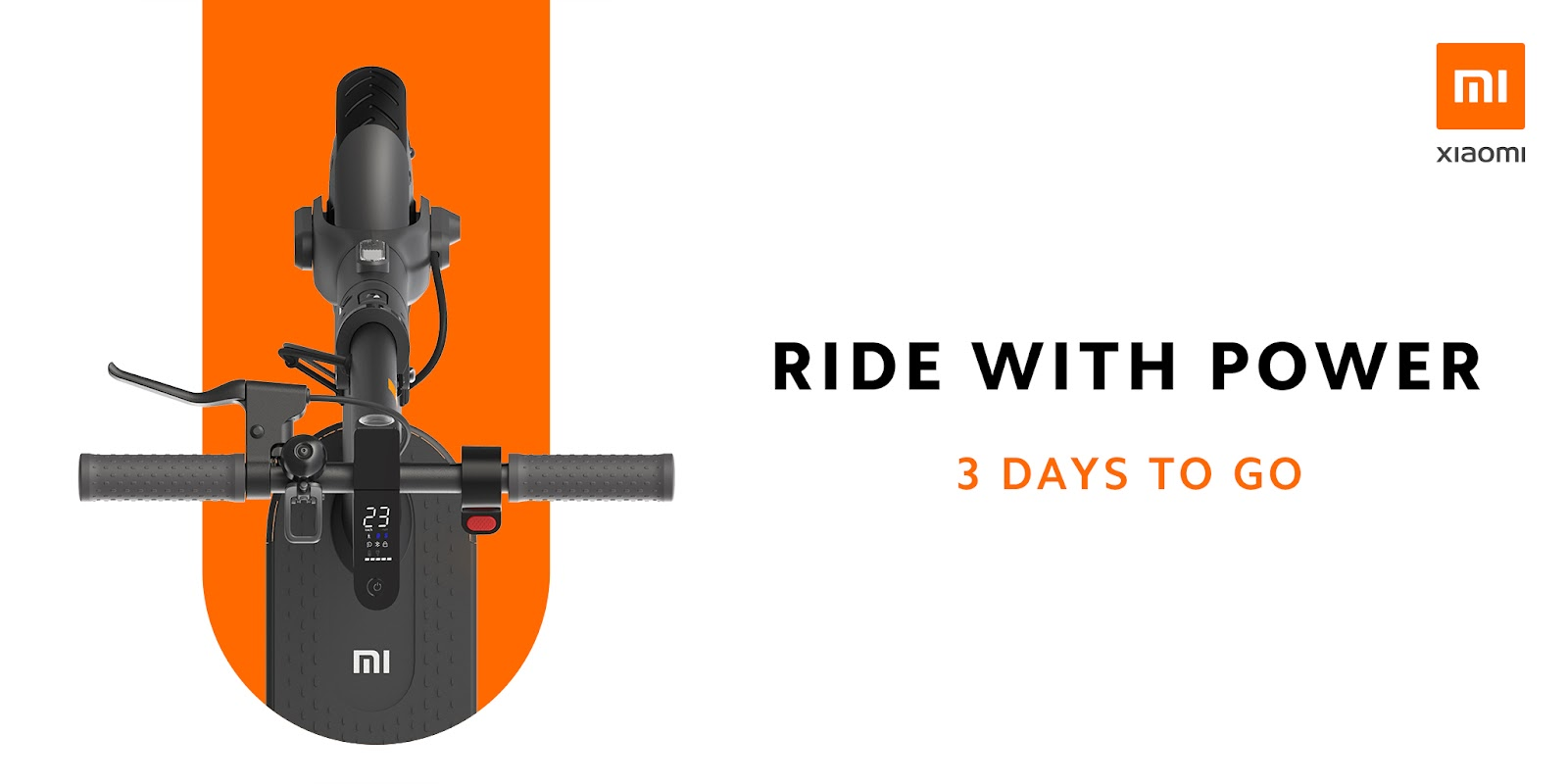 Get Ready To Meet The Newest Member From The Mi Electric Scooter Family!