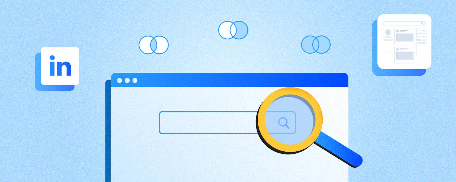LinkedIn Boolean Search