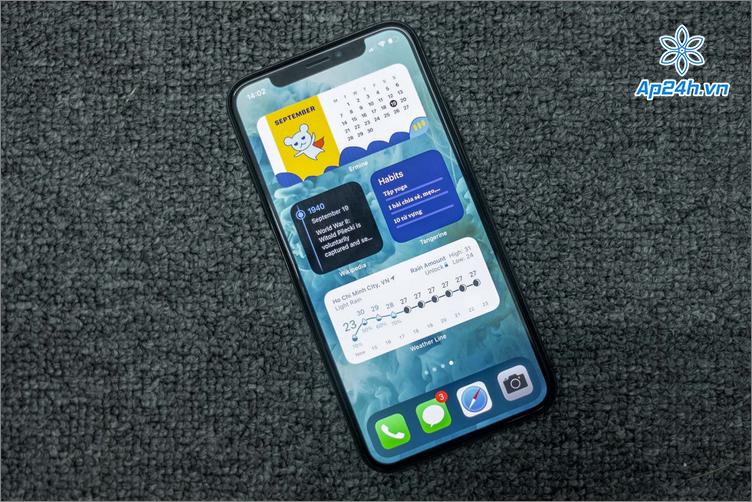 iOS 14 đã thêm các widget mà bạn có thể tùy chỉnh