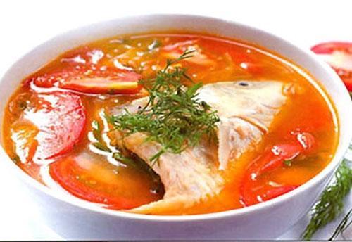 canh chua cá diêu hồng 2