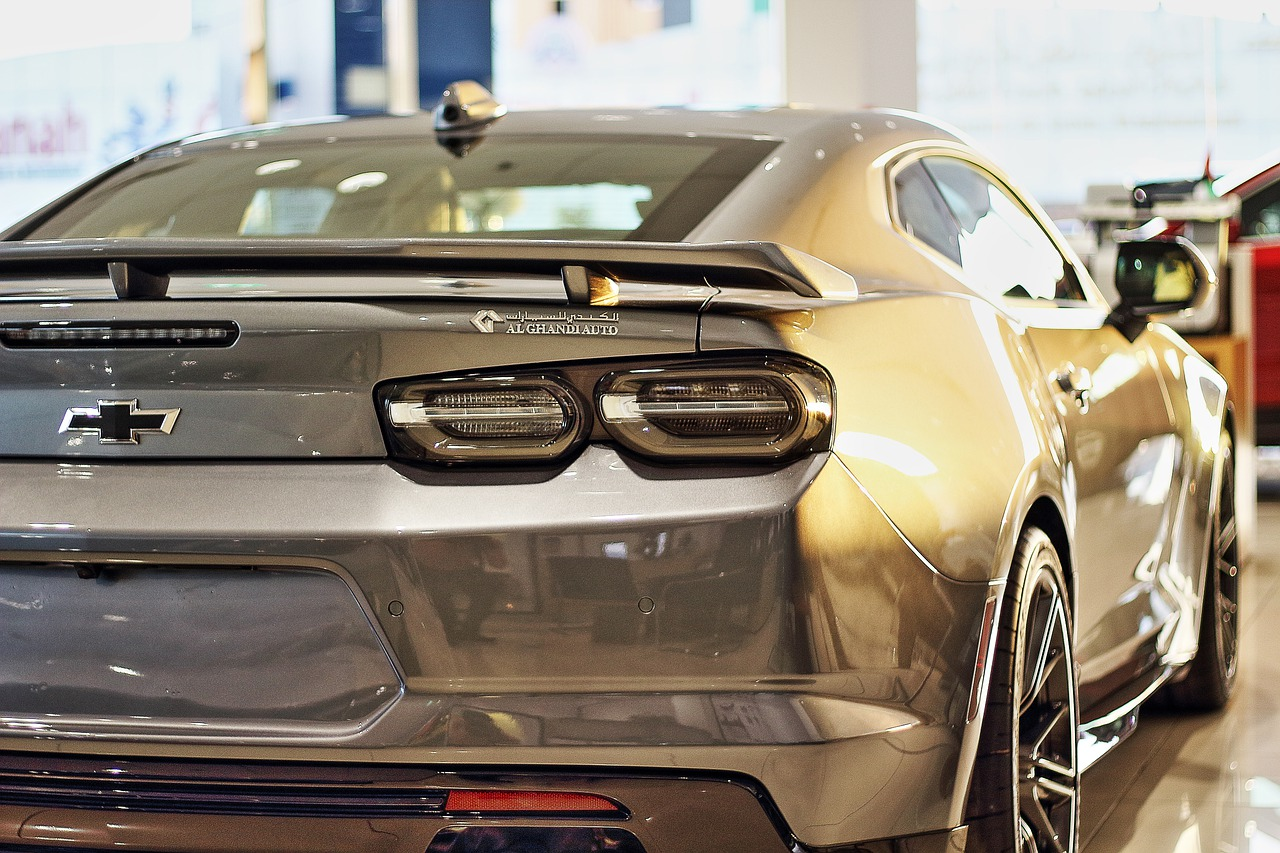 get the best protection for your chevy camaro with a gm extended warranty