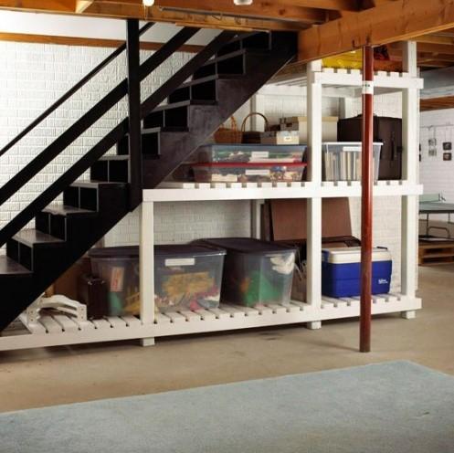 5 Ide Desain Gudang Tempat Penyimpanan Di Rumah Yang Efektif