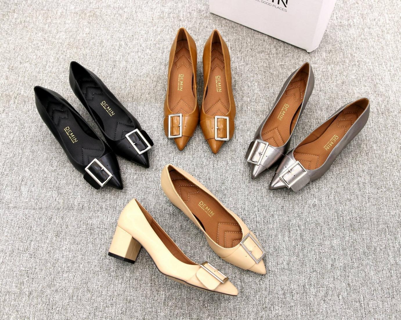 Kinh doanh giày dép không thể thiếu những đôi giày dành cho nữ