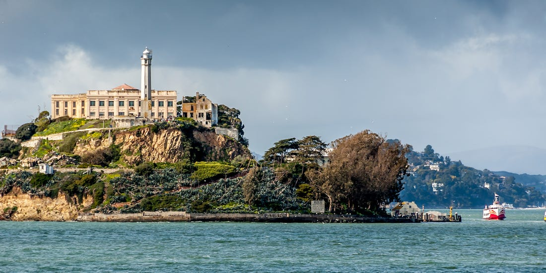 Scientists Were Impressed When They Found This At Alcatraz Prison