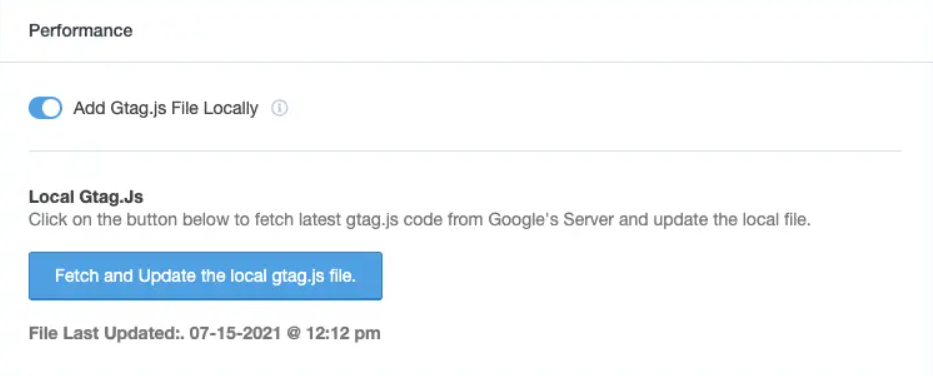 How to Boost Website Speed by hosting gtag.js locally 1
