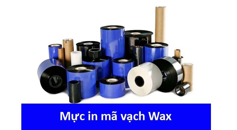 An Thành cung cấp mực in mã vạch wax chính hãng - giá rẻ nhất Hà Nội