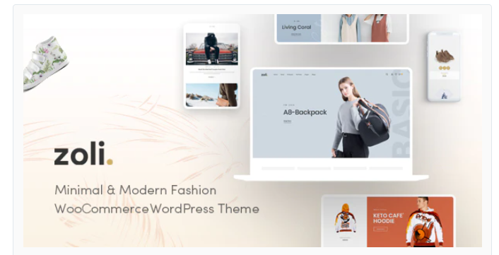 accessories woocommerce theme