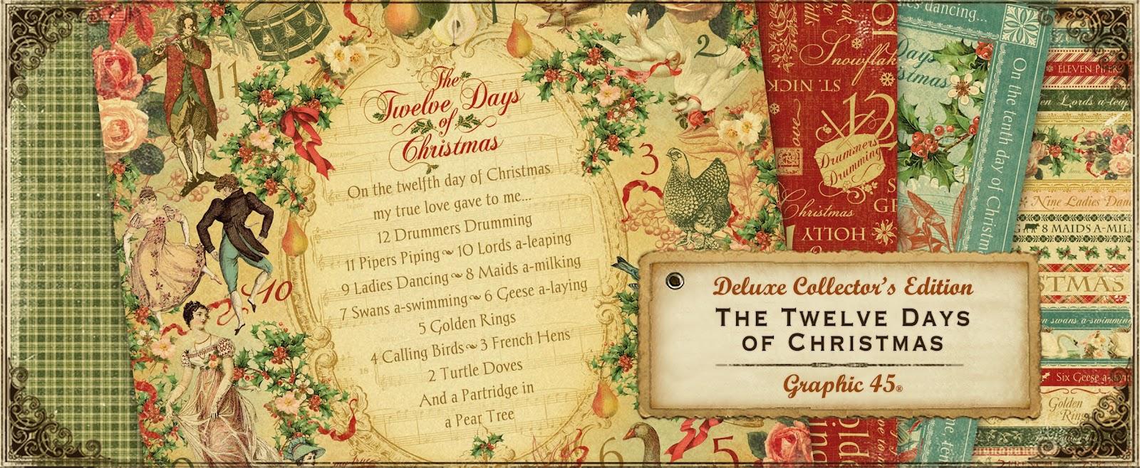 the twelve days of christmas - 10 Days Of Christmas