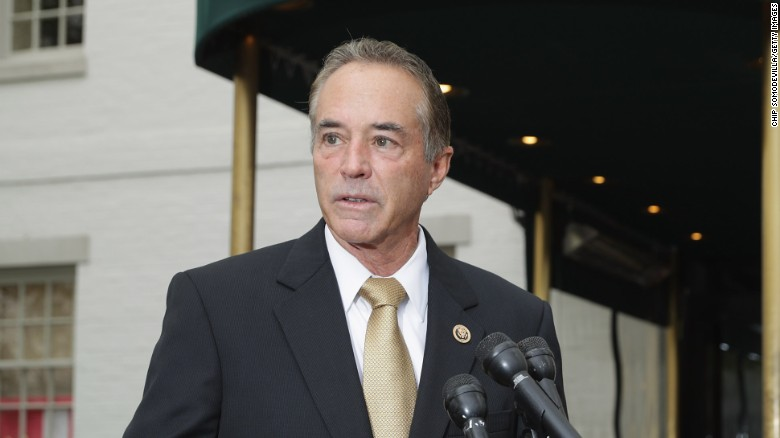 Rep. Chris Collins resigns