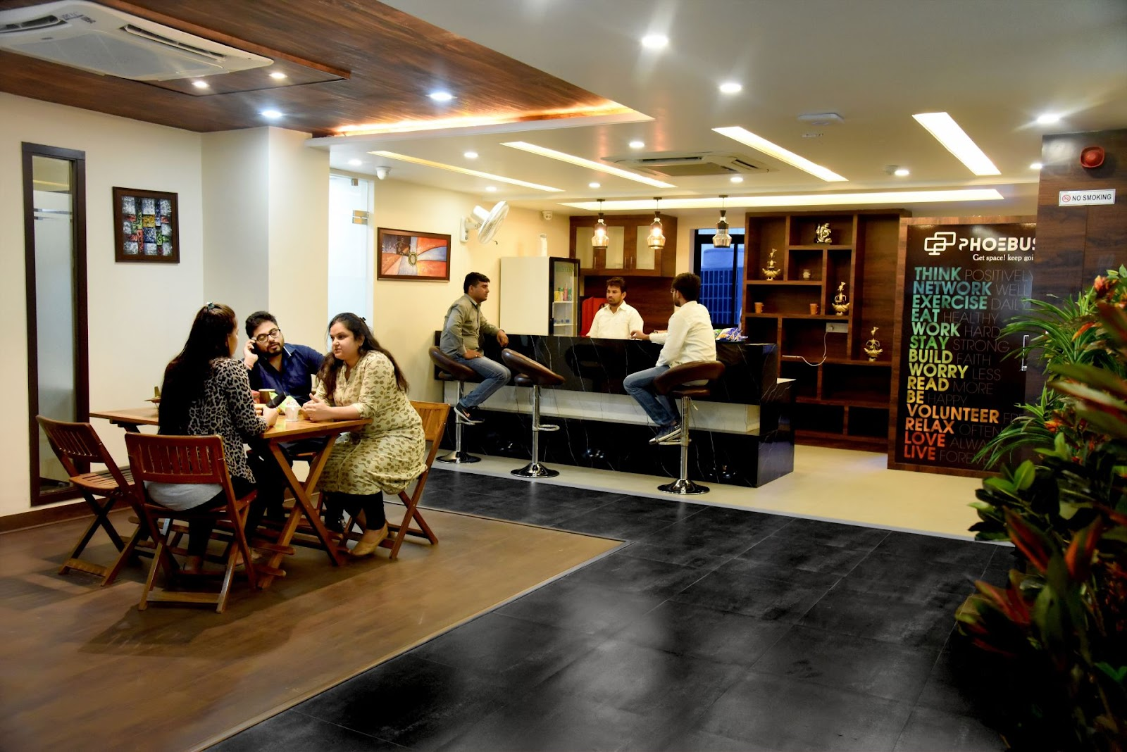 Phoebus Business Centre Coworking Space in Jaipur