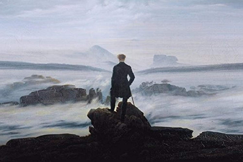 Caminando sobre un mar de Nubes