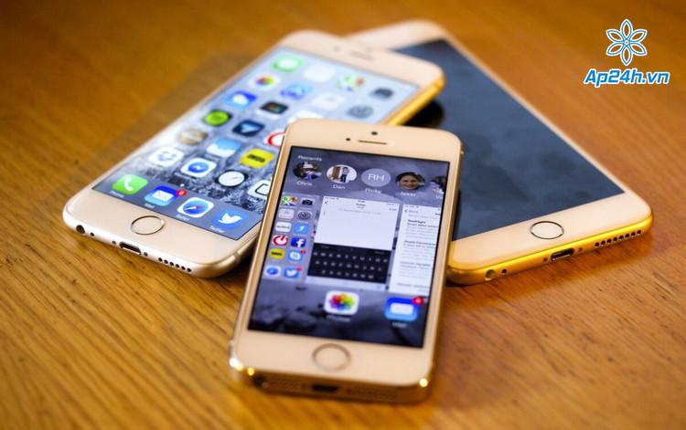 iOS 12.5 hỗ trợ cho các mẫu iPhone cũ