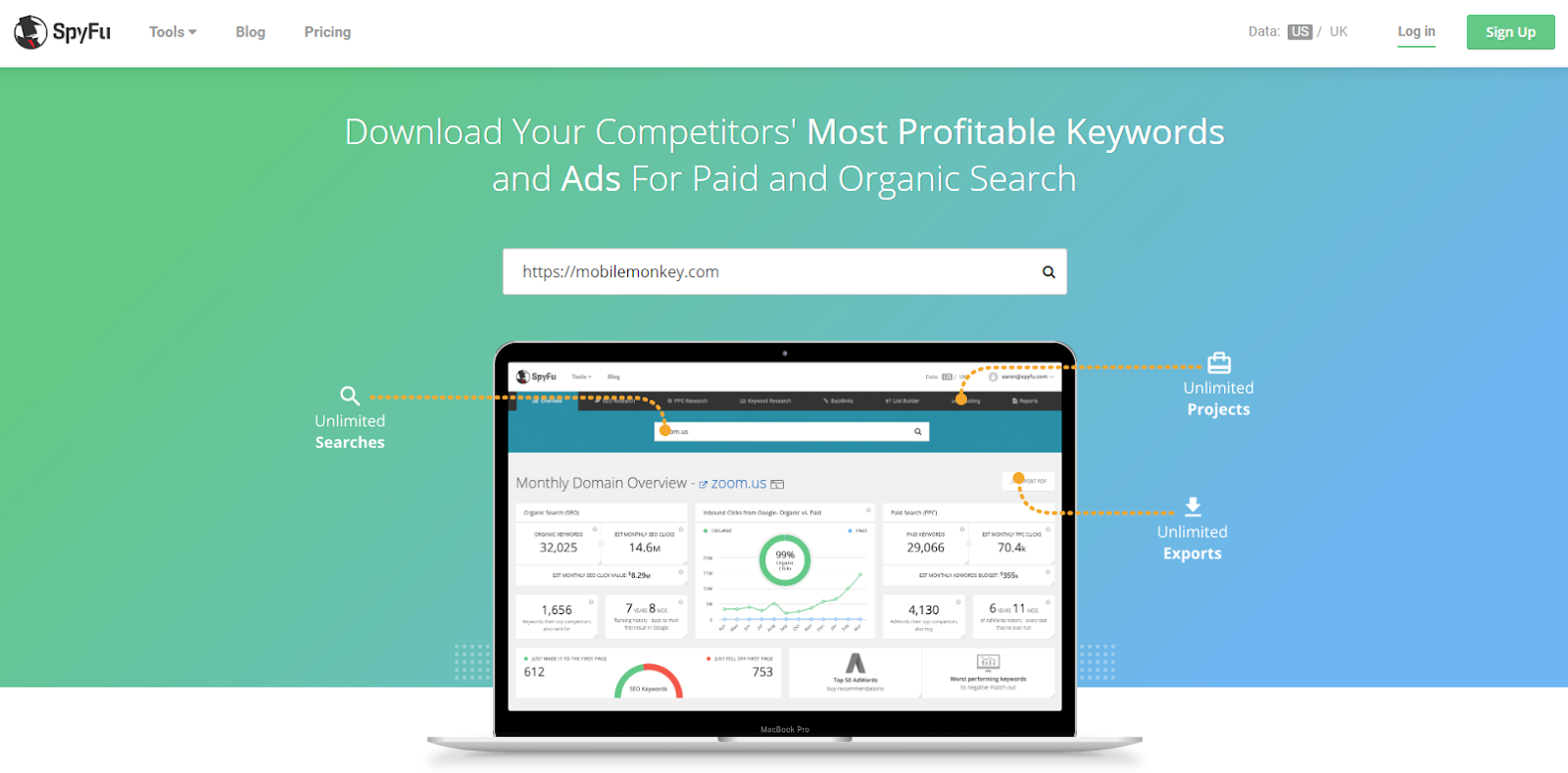 free SEO software for marketers