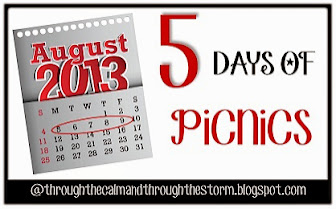 5 Days Blog Hop