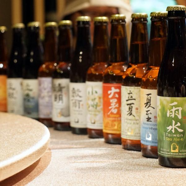 品品學堂-11月活動-啤酒頭啤酒品飲課