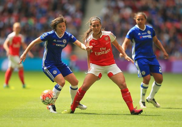 Fran Kirby - Fran Kirby Photos - Arsenal Ladies v Chelsea Ladies - SSE Women's FA Cup Final - Zimbio