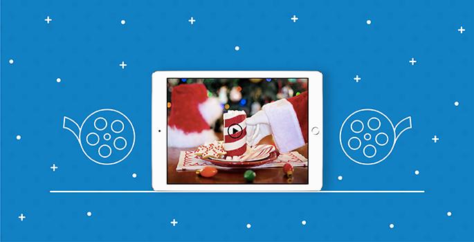 social commerce at Christmas