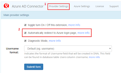 Azure AD Connector - User Guide