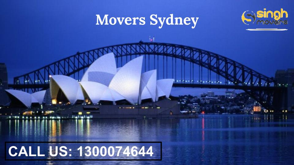 Movers Sydney