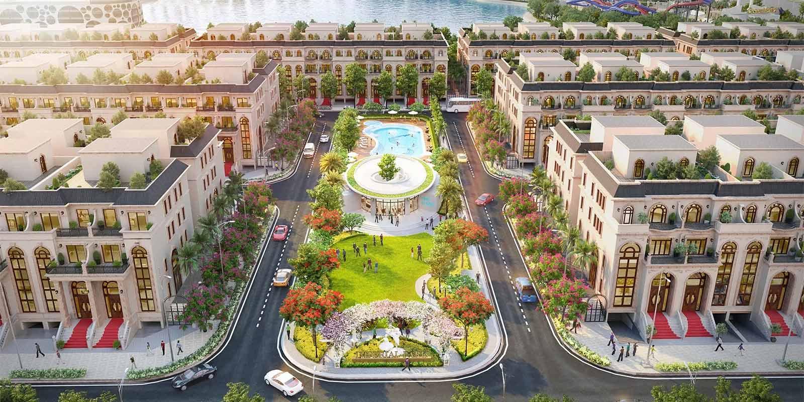 Khu Đô Thị Vạn Phúc City Thủ Đức - Thông tin chi tiết mới nhất 2021