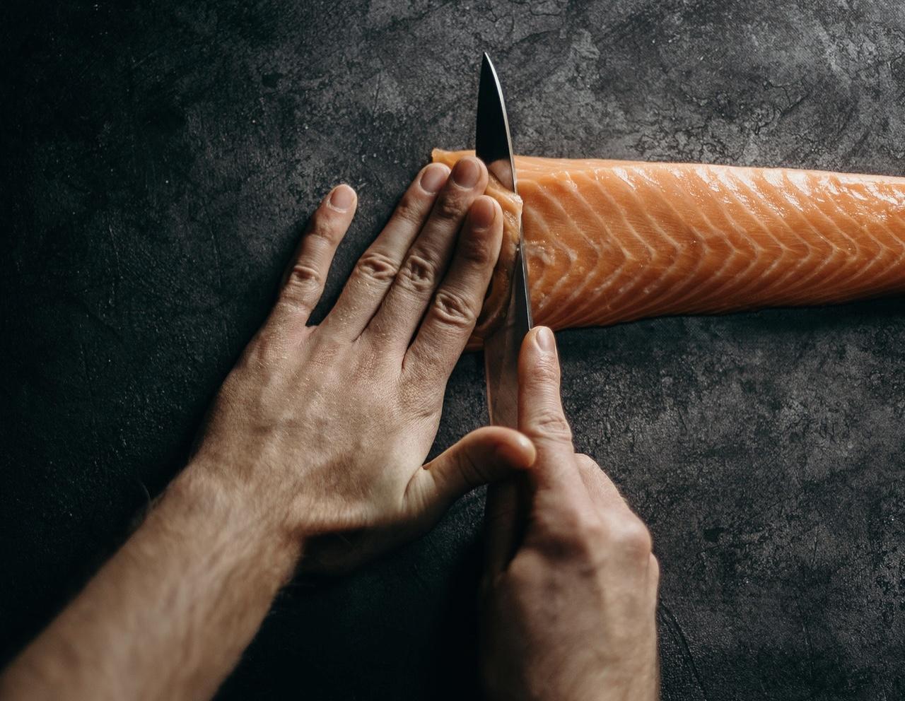 ปลาและหอย