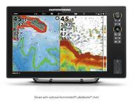 Humminbird SOLIX 15 Mega SI Color Fishfinder GPS