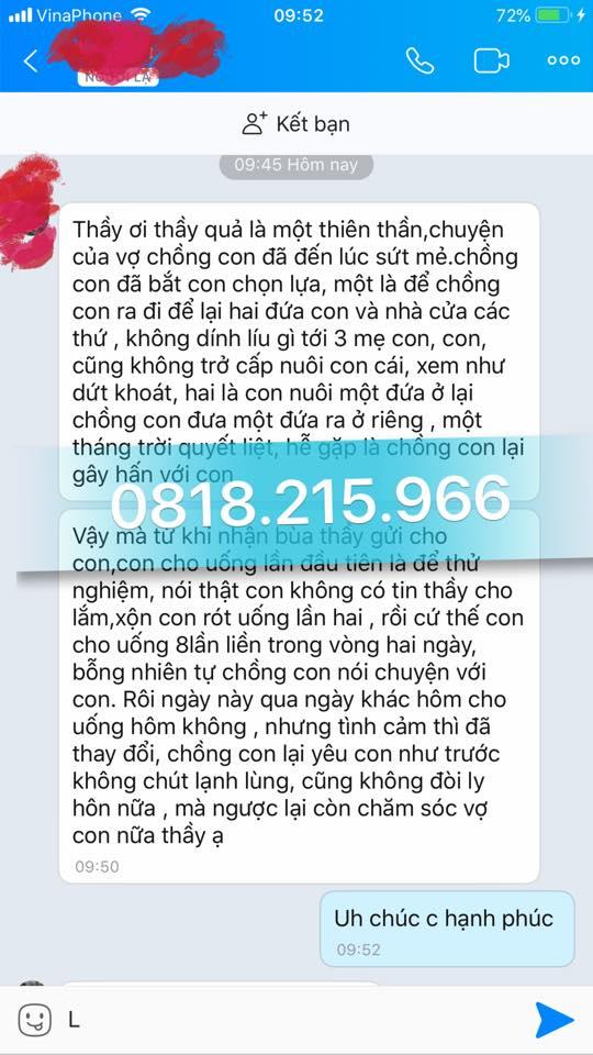 cách dỗ bạn trai khi giận qua tin nhắn