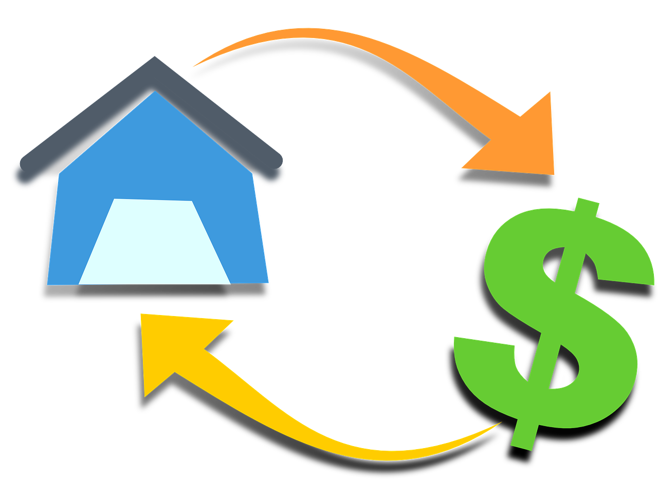 Money to Mortgage Graph