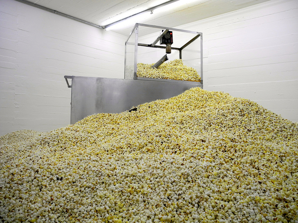 ... popcorn | by m.a.r.c.