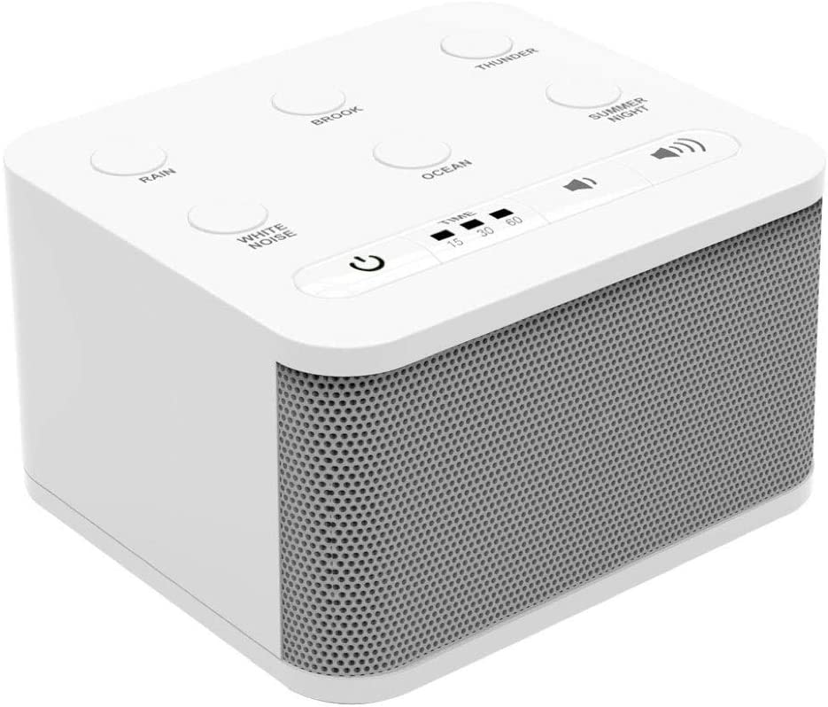 Best White Noise Machine Review 2020