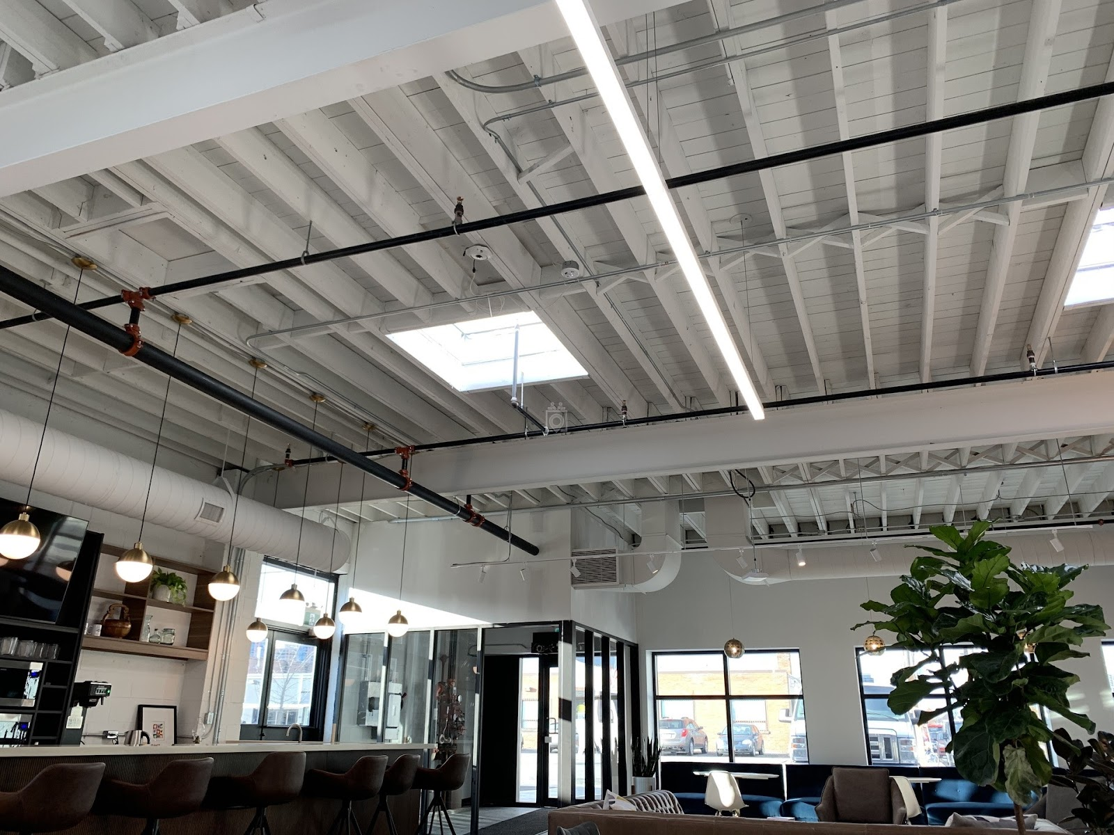 Workco Coworking Space in Toronto