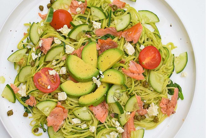 zoodle pasta