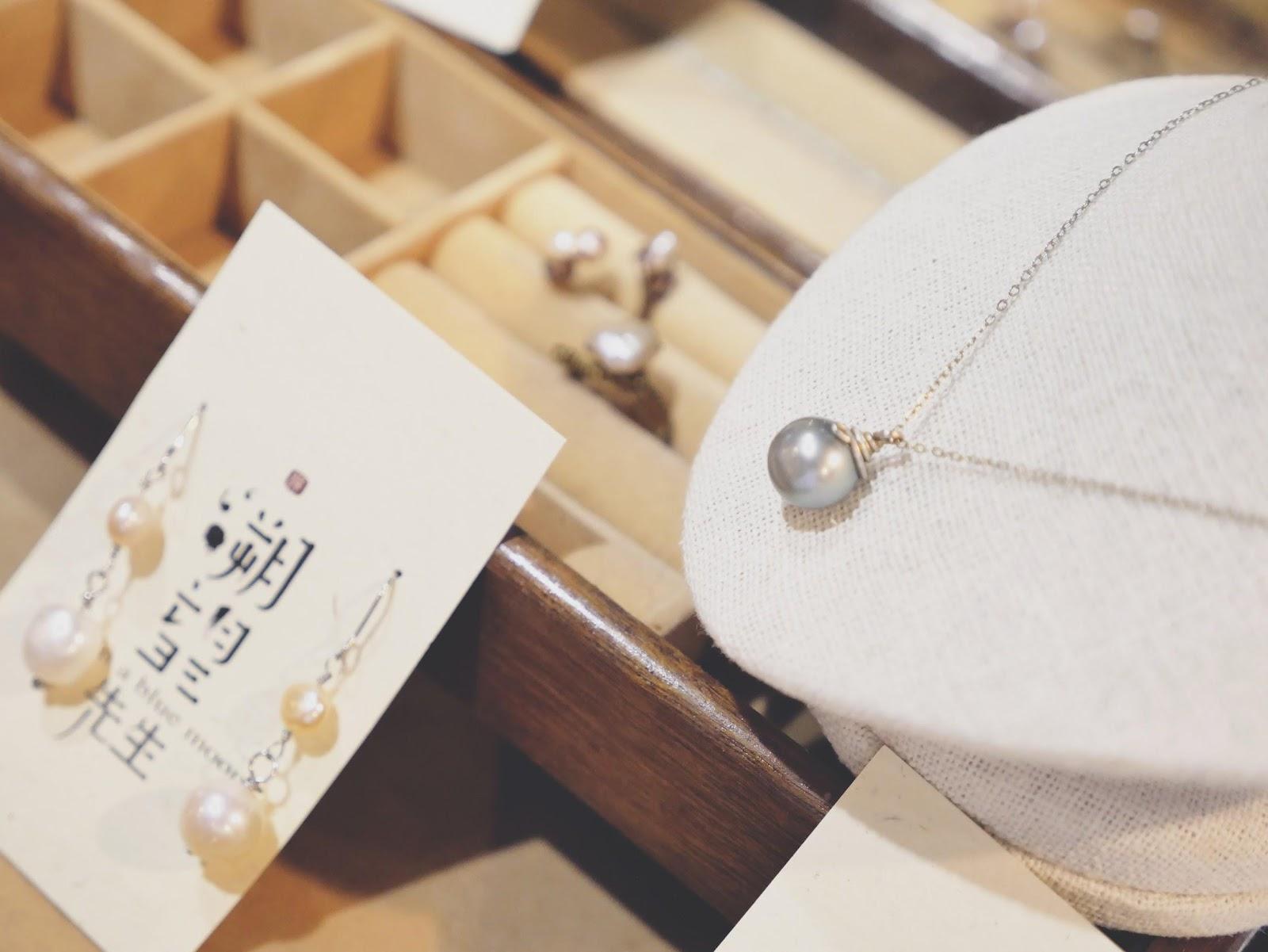 珍珠飾品 珠寶飾品