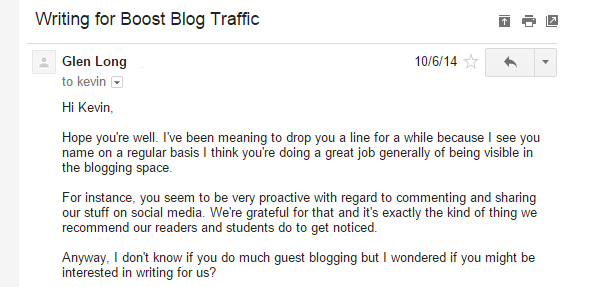 7 Tips for Better Blogger Outreach
