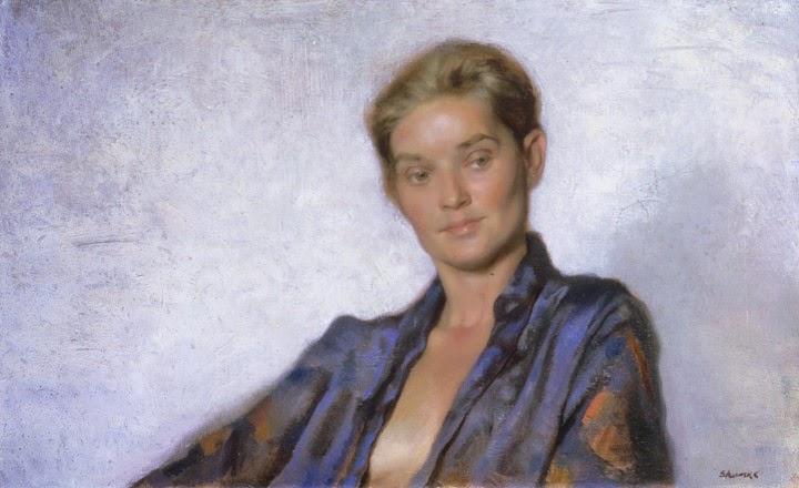 Nelson Shanks, pintor de renombre mundial. | Kansas city