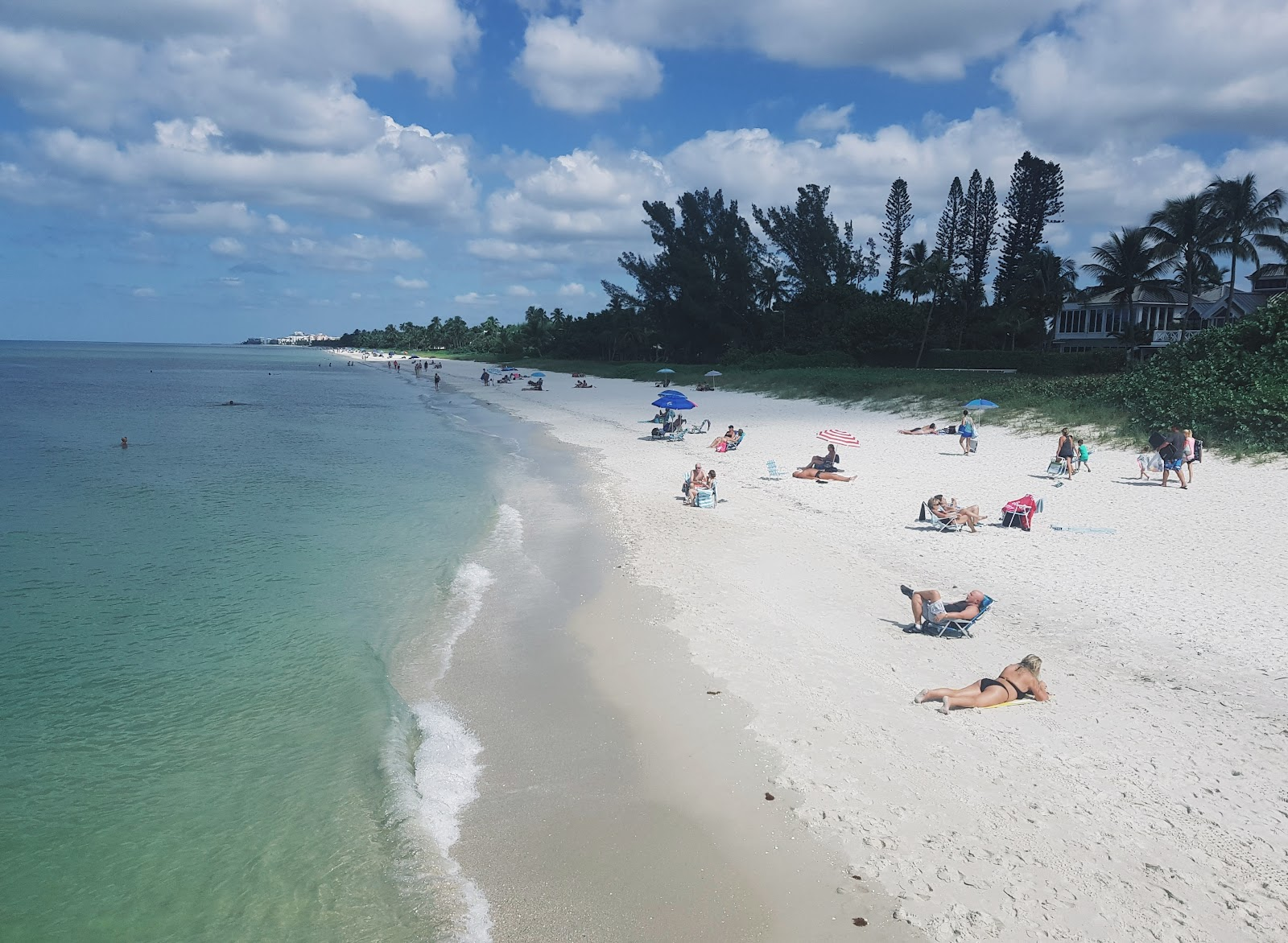 טיול בארצות הברית לאן ללכת נייפלס פלורידה טיול בפלורידה