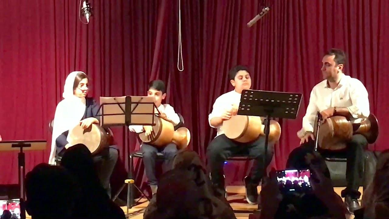 فیلم و عکس کنسرت شماره ۴۲ هنرجویان آموزشگاه موسیقی فریدونی ۲۵ شهریور ۱۳۹۶