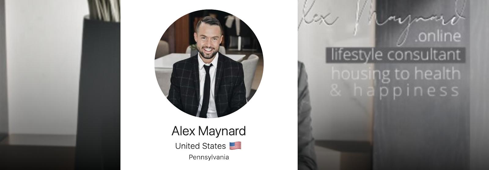 Alex Maynard   HR Micro-influencer featured on Afluencer