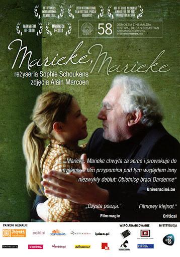 Przód ulotki filmu 'Marieke, Marieke'