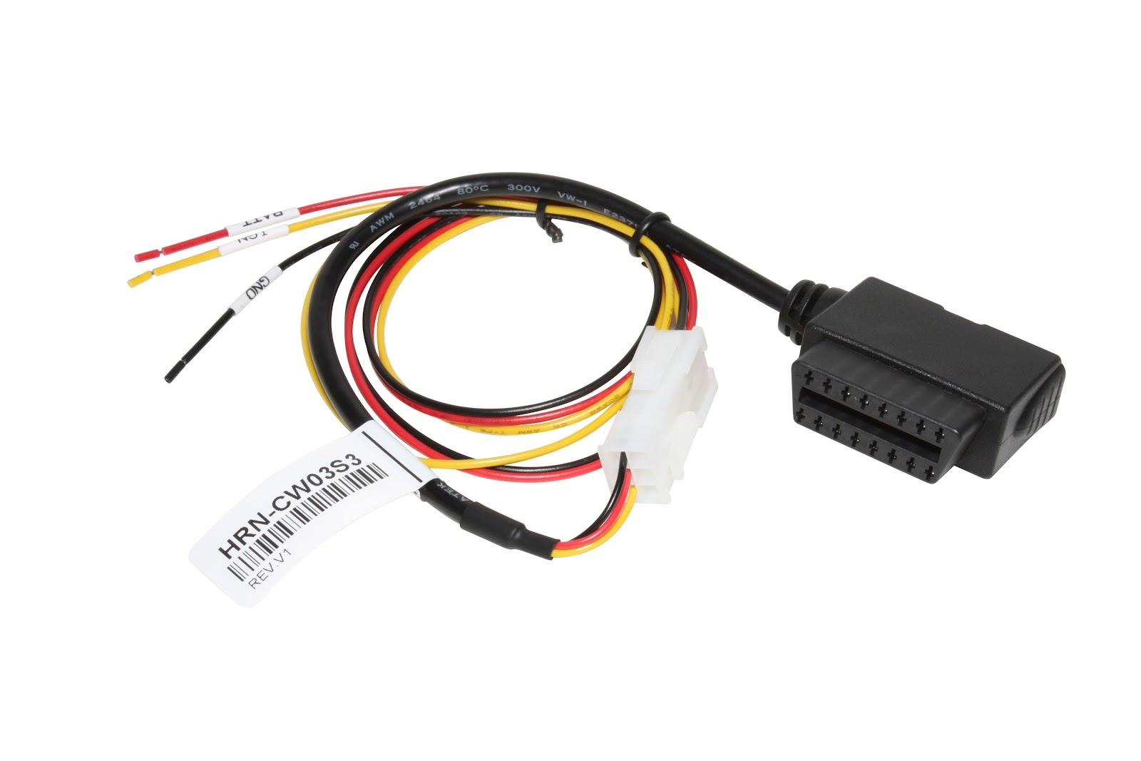 Harness Identification And Application Identificaton Wiring Kits Hrn Cw03s3 24 Jul 14