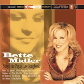 Bette Midler Sings The Peggy Lee Songbook