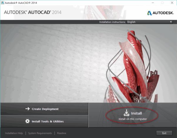 Autocad 2014 32b