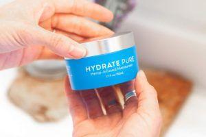 Hydrate Pure — Hemp-Infused Moisturizer