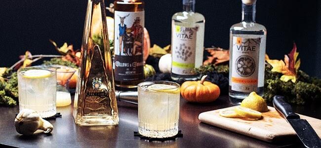 Halloween Drink Ideas from Tequila Alderete