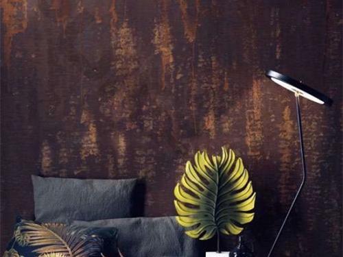 Sơn gỉ sét phòng khách – Tạo điểm nhấn cho không gian nhà ở