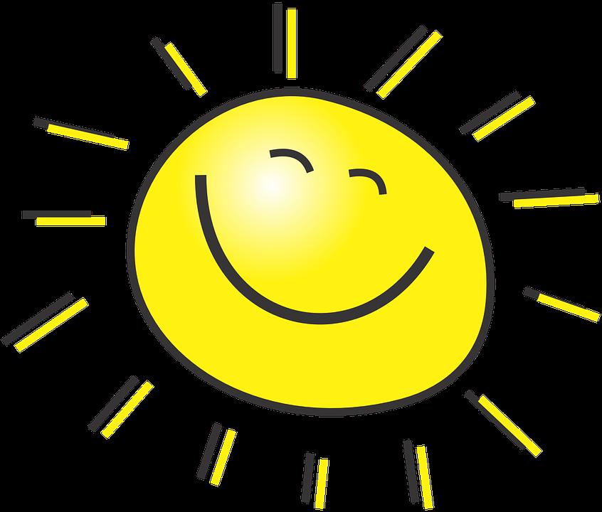 Sun, Happy, Sunshine, Golden, ...